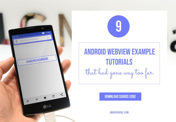 Android webview app source code with firebase, admob & push.