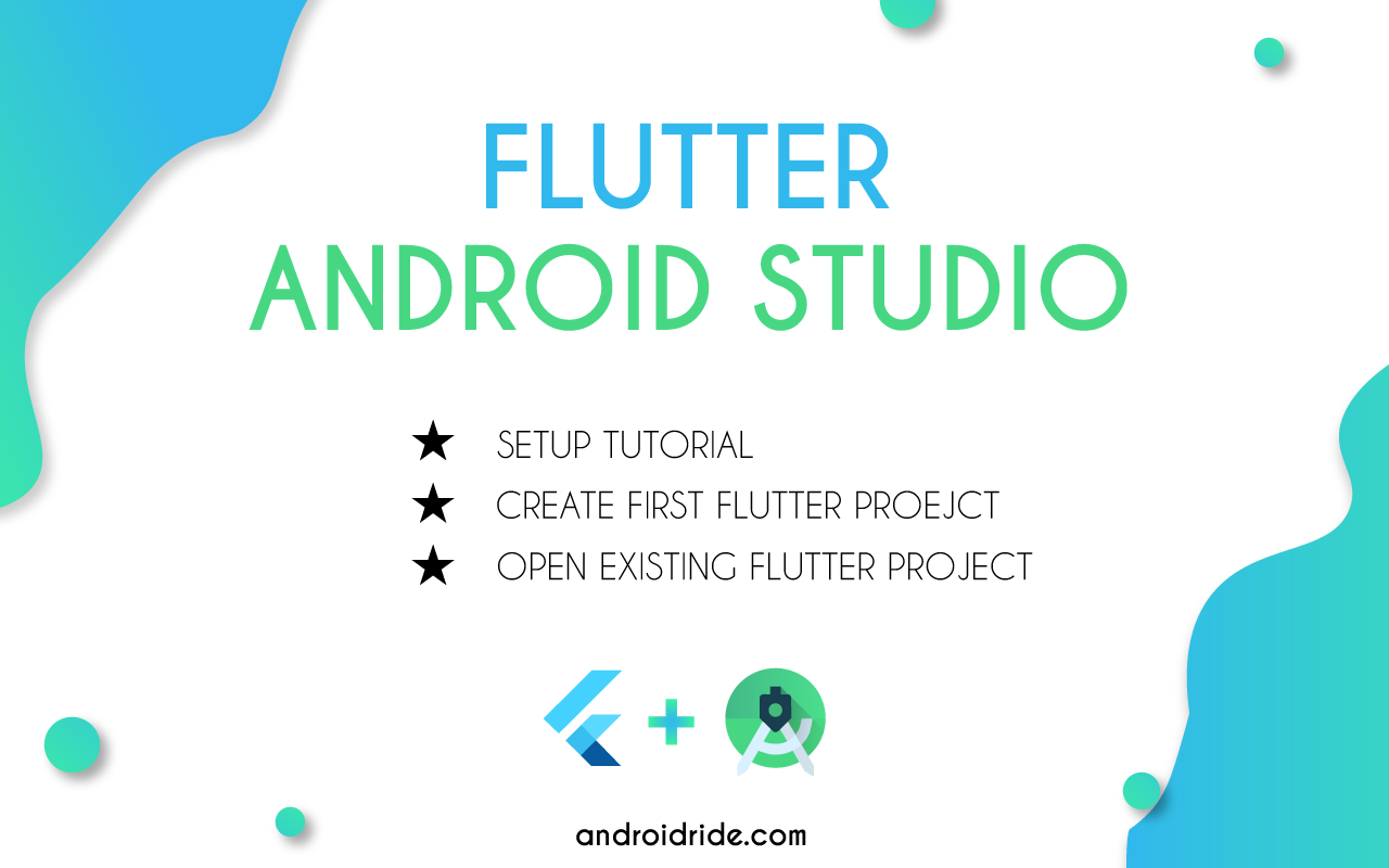 how to install flutter in android studio in windows 10