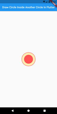 circle inside another circle stroke flutter